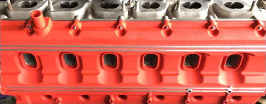 Ferrari Valve Job And Head Gasket Replacement EuroHaus