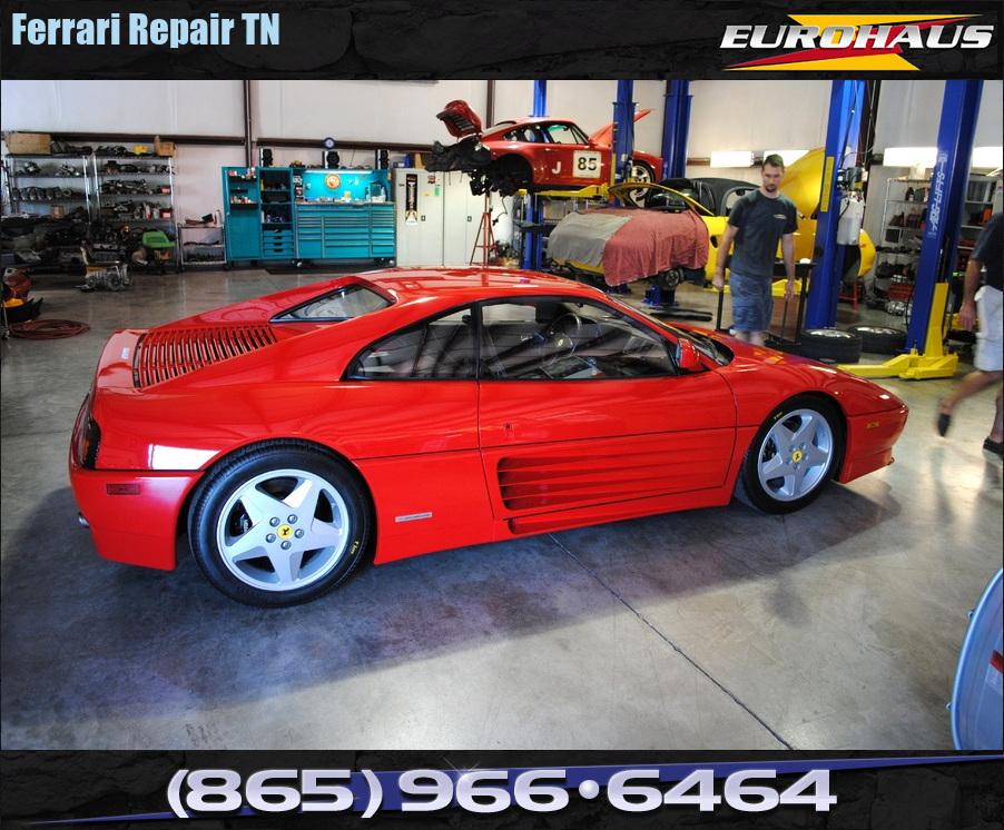 Ferrari_Repair