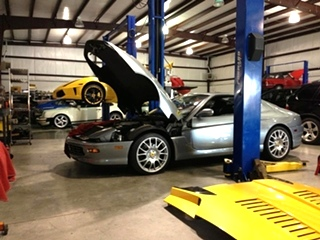 Ferrari Repair TN