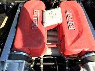 Ferrari Oil Service