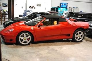 Ferrari Repair EuroHaus MotorSports  Ferrari Repair EuroHaus MotorSports