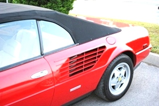 Ferrari Mondial Service and Repair   Ferrari window motor replacement and repair