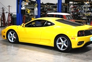 Ferrari Modena Service and Repair