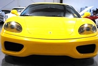 Ferrari Modena Service and Repair