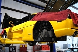 Ferrari F355 Timing Belt Service Ferrari F355 Timing Belt Service. Ferrari F355 Timing Belt maintenance and repair.