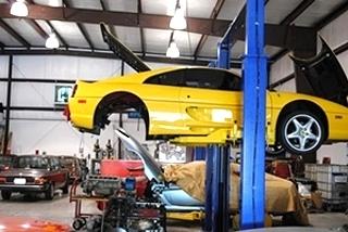 Ferrari Repair Ferrari F355 Timing Belt Service