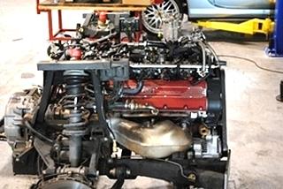 Ferrari F355 Timing Belt Service